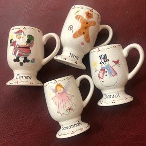 Other - Brand New Personalized Hand Painted Mugs!